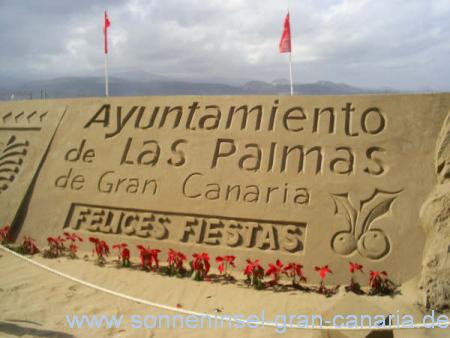 Krippe auf Gran Canaria