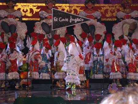 Murga-Wettbewerbe auf Gran Canaria