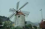 Windmühle von Mogán, Gran Canaria
