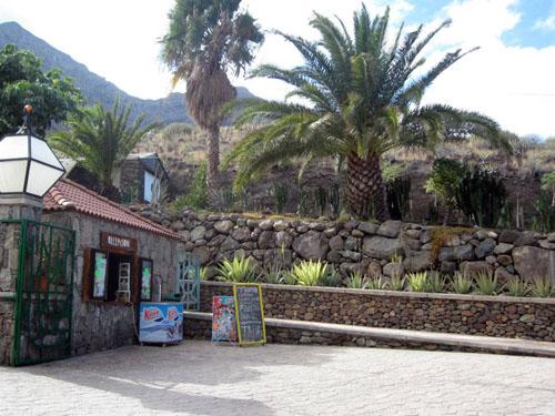 Eingang - Kakteenpark Cactualdea
