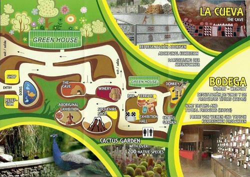 Prospekt - Kakteenpark Cactualdea