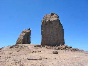 Ideal zum Klettern: Roque Nublo auf Gran Canaria