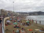 Playa Las Canteras