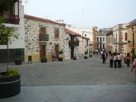 Santa Brigida Zentrum