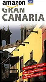 Die praktische wasserdichte Gran Canaria Karte für unterwegs