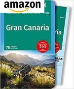 Gran Canaria: Wanderführer mit Tourenkarten und Höhenprofilen