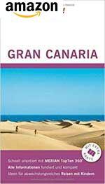 Reiseführer für Gran Canaria mit Kartenatlas und Karte zum Herausnehme