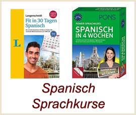 Spanisch Sprachkurse