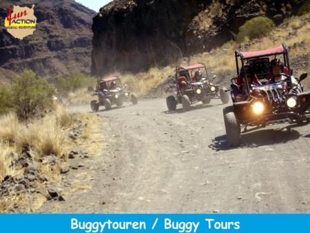 Buggy-Tour Gran Canaria mit FunAction